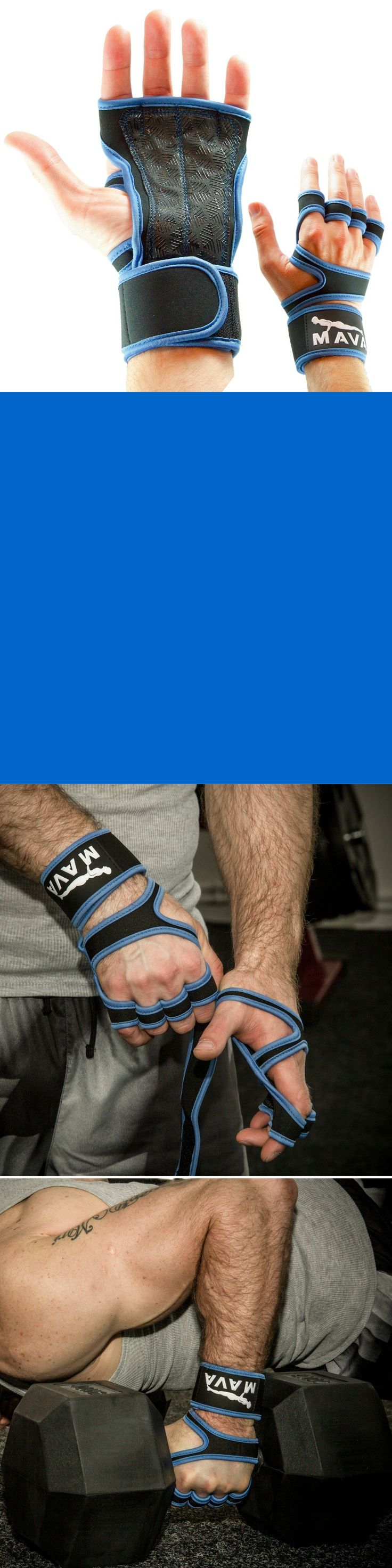 Gloves Straps and Hooks 179820: Mava Sports Kettlebell Gloves For Gym Workouts - Cross Training Hand Wrap, Bar -> BUY IT NOW ONLY: $43.69 on eBay!
