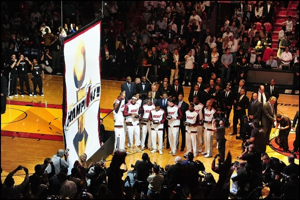 2012-13: Championship Ring Ceremony | THE OFFICIAL SITE OF THE MIAMI HEAT