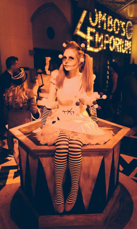 Voodoo Girl Costume