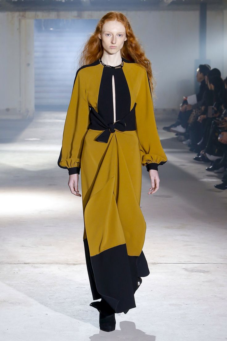 Proenza Schouler Fall 2018 Ready-to-Wear Fashion Show Collection