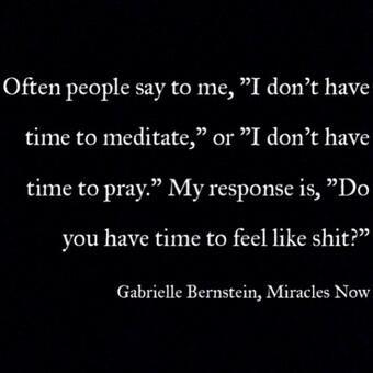 Gabrielle Bernstein on Twitter / Instagram