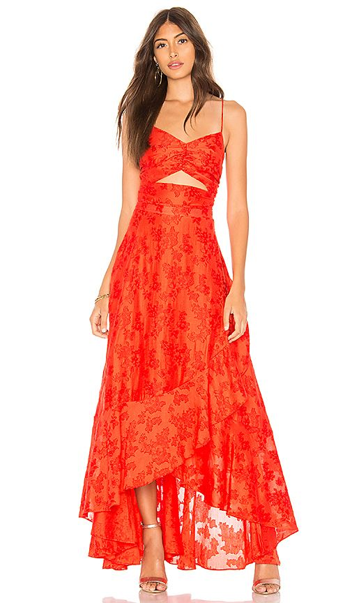 998b788de4 Buona Sera Maxi Dress