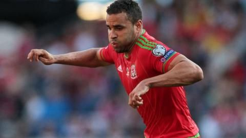 Hal Robson-Kanu: Injured Wales forward on track for Euro 2016