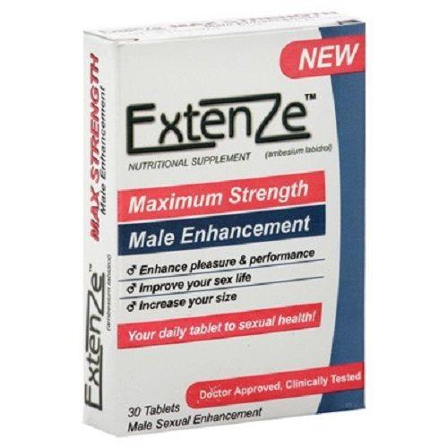 ExtenZecom  1 Male Enhancement Pill
