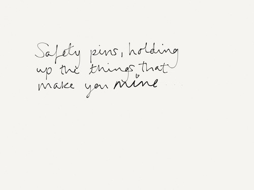 the kooks. fav lyric of theirs <3