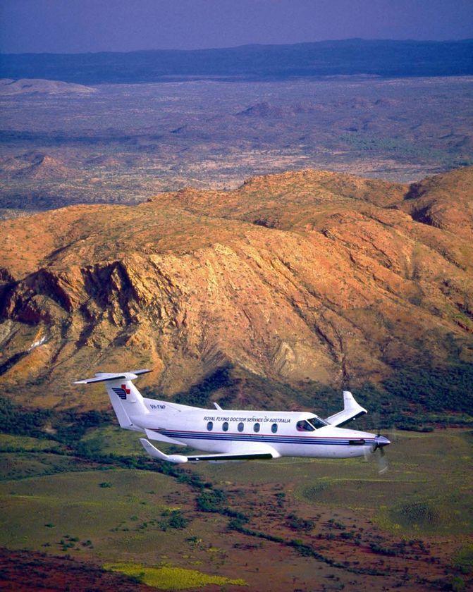 Royal Flying Doctor Service Australia