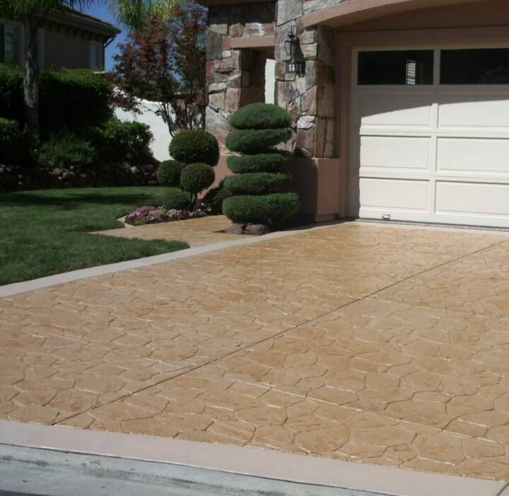 17 best images about residential decorative concrete on for Decorative concrete floors residential