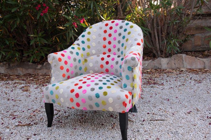 Les 25 meilleures id es de la cat gorie fauteuil crapaud - Cours de restauration de fauteuil ...