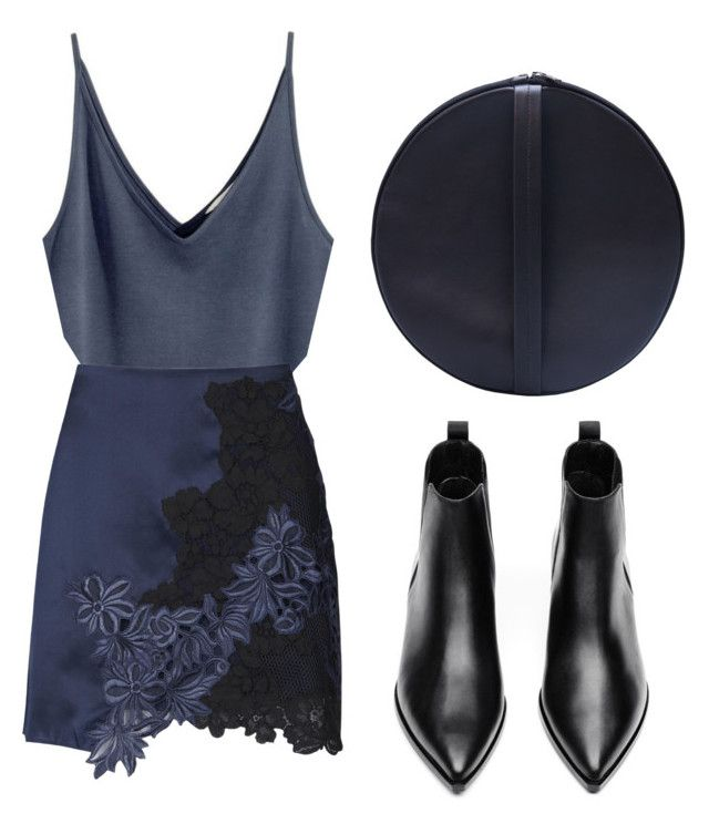 """""""Untitled #197"""" by ezurowski ❤ liked on Polyvore featuring 3.1 Phillip Lim, Acne Studios and Otaat"""