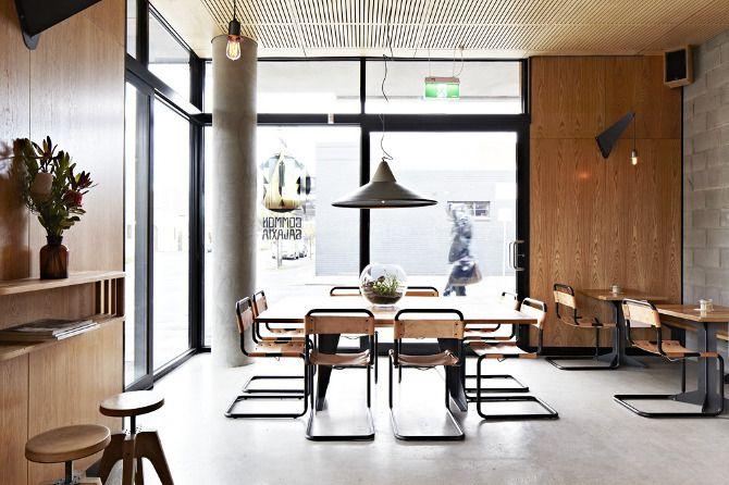 Common Galaxia restaurant, Melbourne | http://www.commongalaxia.com.au
