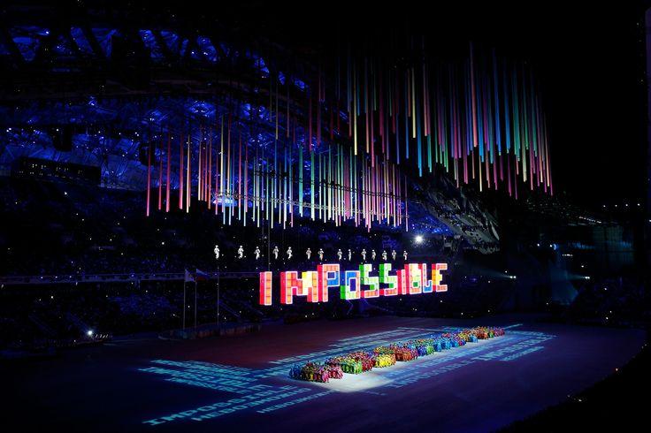 ソチパラリンピック閉会式、日本はメダル6個 旗手は狩野亮選手【画像集】