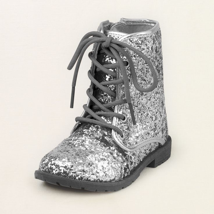 baby girl - glitter boot | Children's Clothing | Kids Clothes | The Children's Place