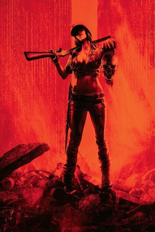 Misty from Black Ops 2 Zombies!