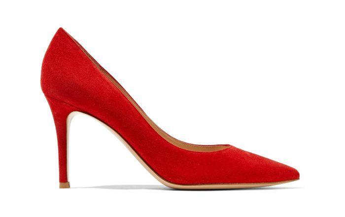 Sapatos de noiva vermelhos: e porque não?
