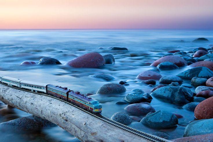 Cape Breton Shore #microphotography