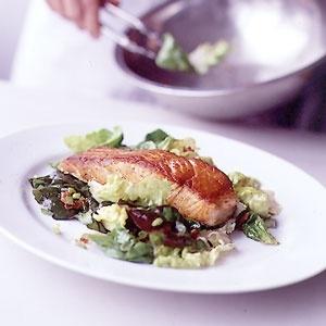 Exceptional Salmon Recipe - Saveur.com great-recipes