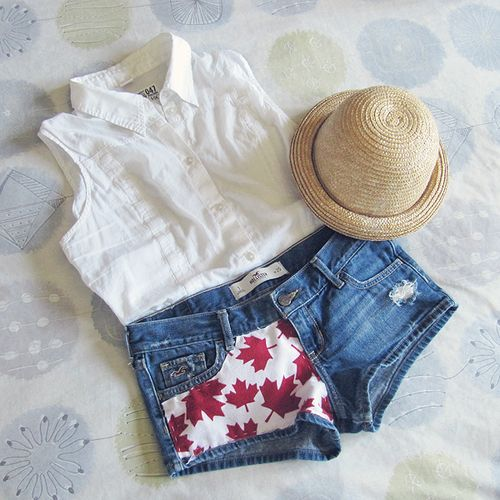 chill summer day outfit