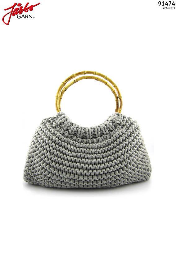 Crochet purse Fiorentina.