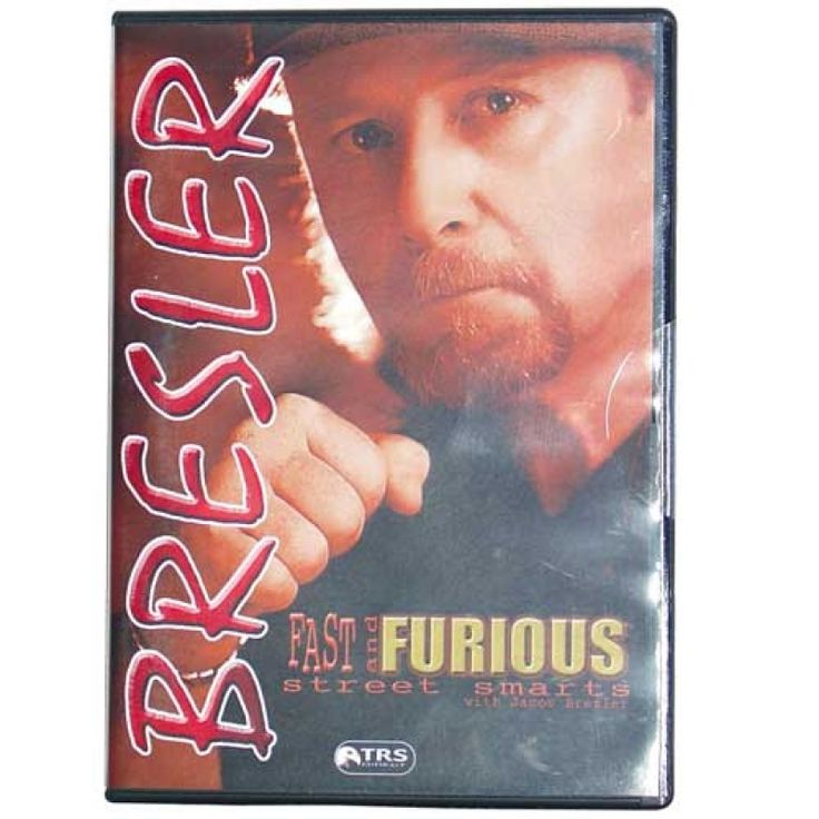 Fast and Furious Street Smarts DVD - Jacov Bressler