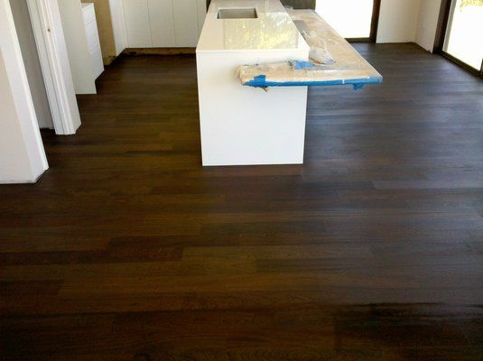 Brazilian cherry with an ebony stain - - 25+ Best Ideas About Brazilian Cherry Floors On Pinterest