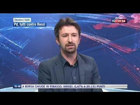 Michele Dell'Orco (M5S): Tgcom24 28/6/2017