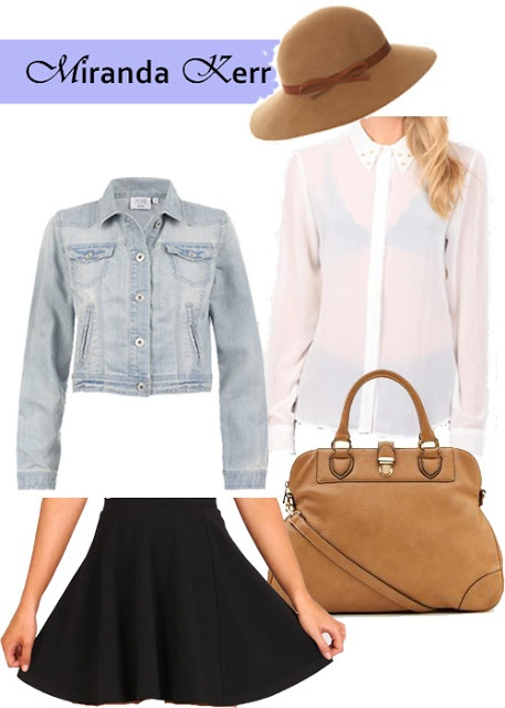 Get Miranda's chic street style for less. Check out http://mkstyleramblings.blogspot.com.au/