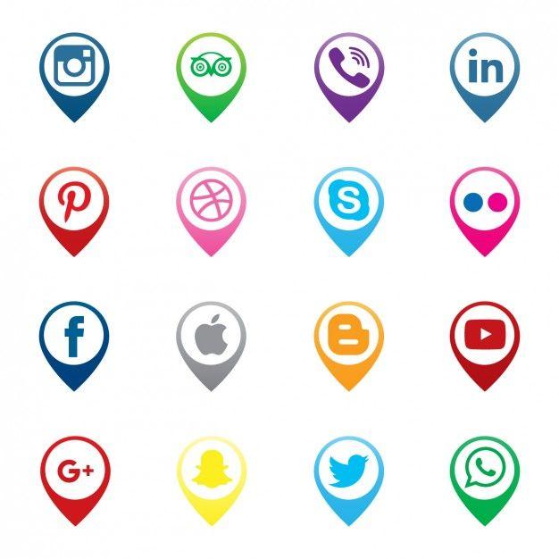 Resultado de imagen para icono redes sociales