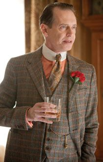 Steve Buscemi as Nucky Thompson in Boardwalk Empire. Photograph: HBO