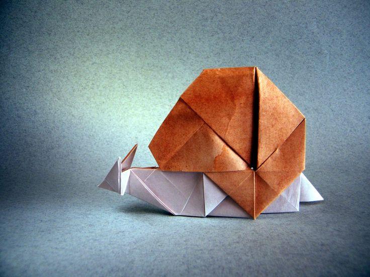 Snail - Jun Maekawa by Rui.Roda