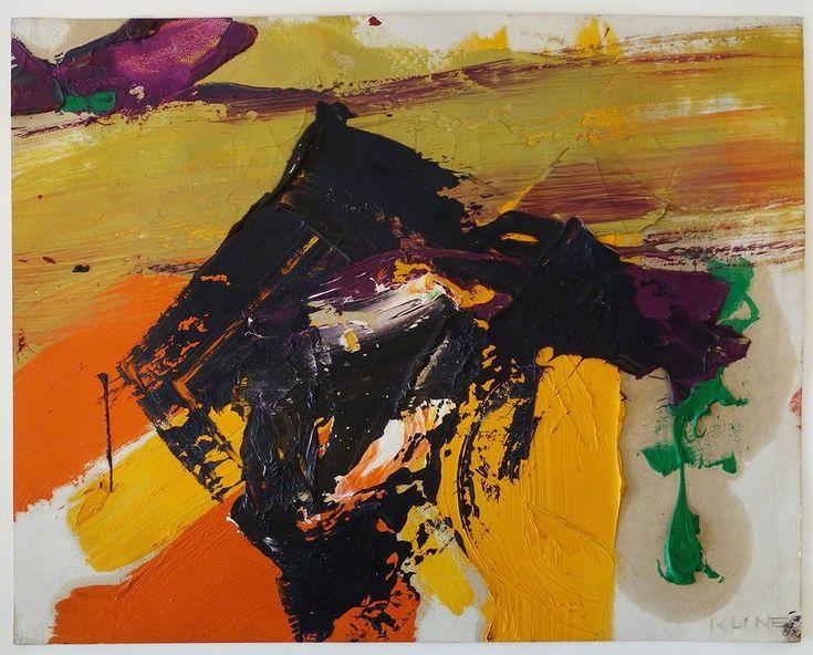 Franz Kline, Untitled, ca. 1957, Hollis Taggart Galleries