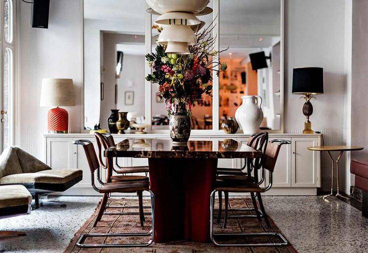 Gli appartamenti in stile neo-bohemien di Hugo Sauzay e Charlotte de Tonna, coppia sul lavoro e nella vita, stanno incantando Parigi, ma non solo