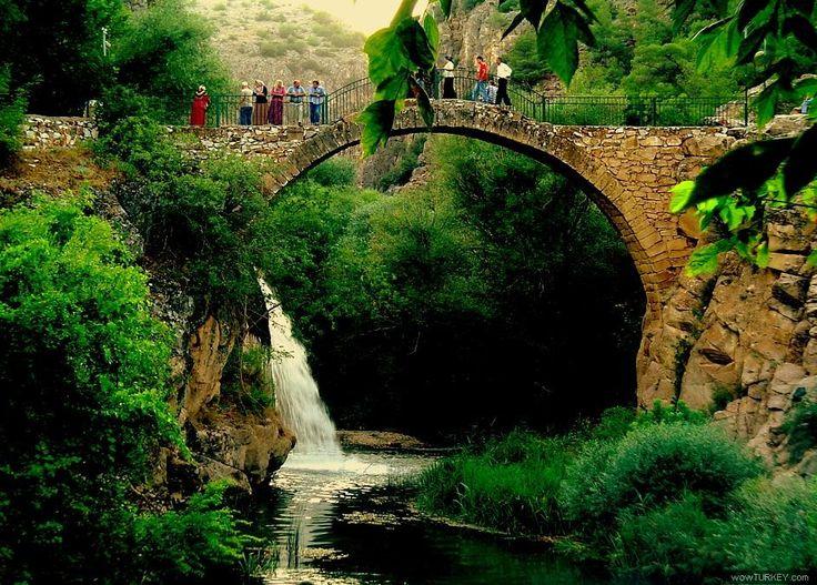 Karahallı - Cılandıras Bridge, Uşak