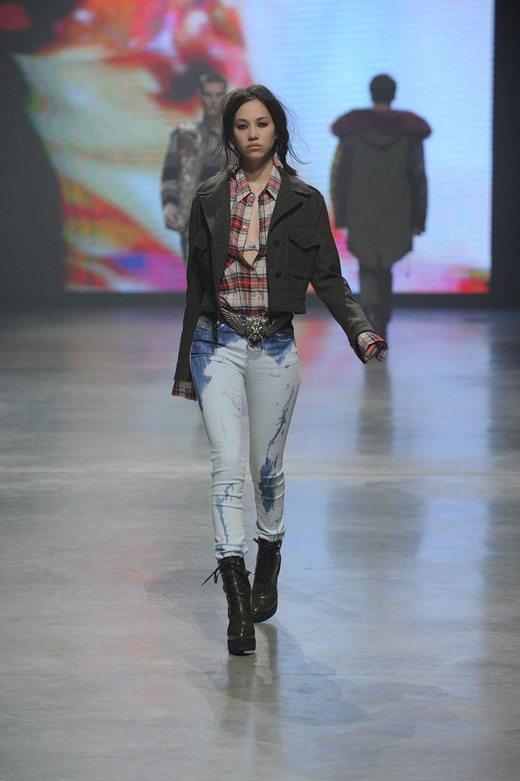Diesel Fashion Show