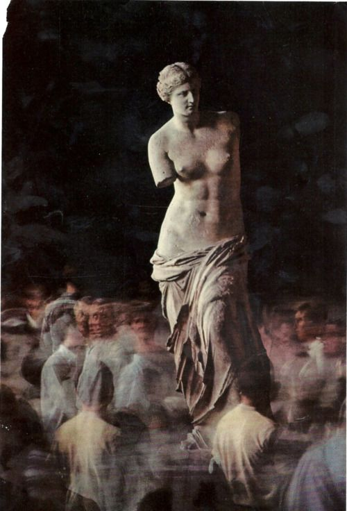 Venus de Milo (Afrodite) by jenniedrs. For centuries Venus was considered physically to be the most perfect woman.