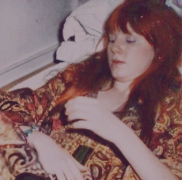 Pamela Courson-Morrison, 1971 taken by Jim Morrison in ...