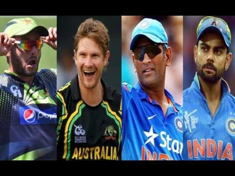 Top 10 Richest Cricketers in the World Cricket History - Net Worth, Sala...