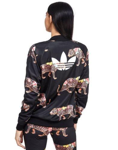 be5ae2f73fa9e0 adidas-Originals-X-FARM-Oncada-Women-039-s-Superstar-Track-Jacket-Jaguar- Leopard
