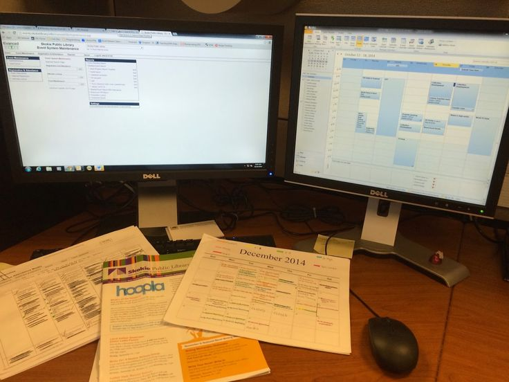 The Show Me Librarian: What Does a Balanced Program Calendar Look Like?
