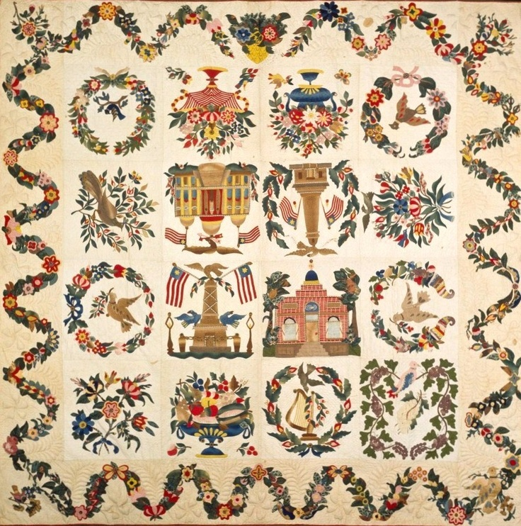 83 best Williamsburg images on Pinterest | Colonial williamsburg ... : williamsburg quilts - Adamdwight.com