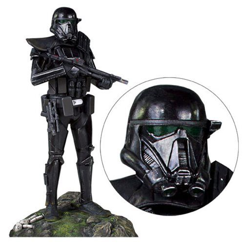 BLOG DOS BRINQUEDOS: Star Wars Rogue One Death Trooper Specialist Galle...