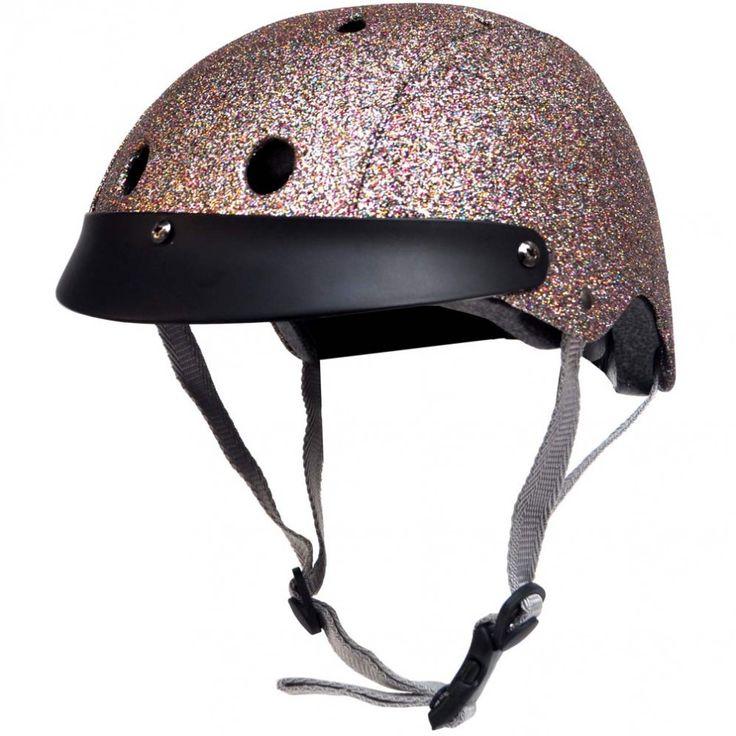 Sawako Furuno Ladies Bike Helmet - Sparkle | Glitter helmetCyclechic | Cyclechic