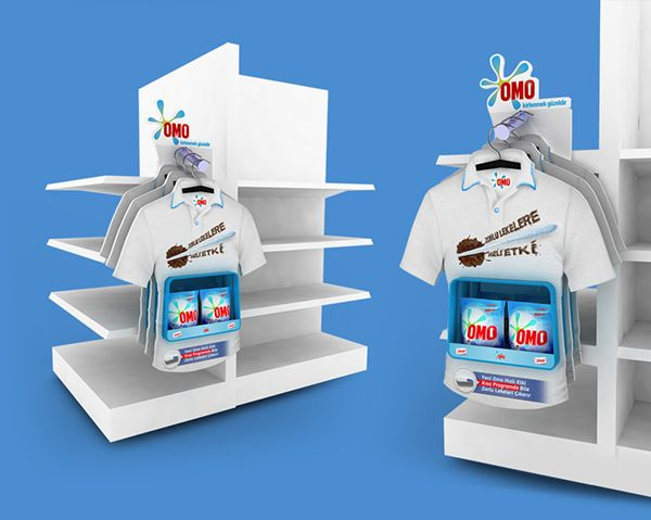OMO / Point of Purchase on Behance