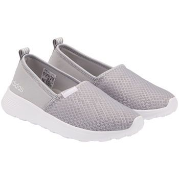 ebfc786a2d43f9 ... Adidas® Ladies  Neo Lite Racer Slip On Shoe-Gray ...
