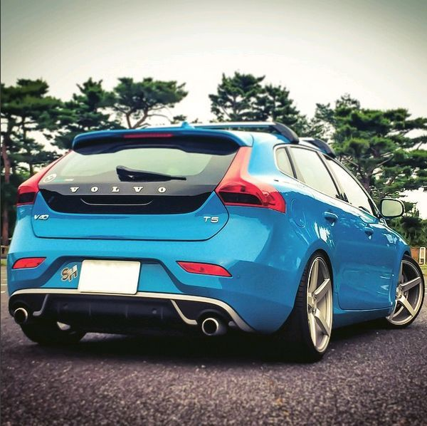 41 Best Images About Volvo V40 On Pinterest
