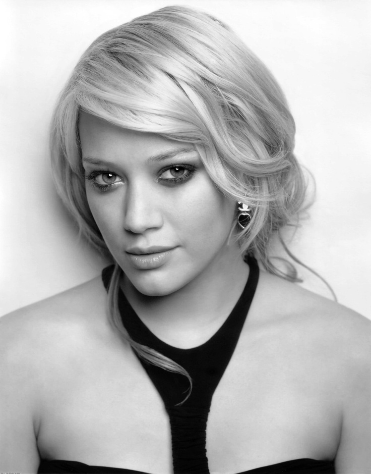 cool hilary duff coloring pages - photo#12