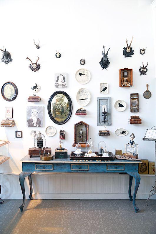 modern relic store in San Francisco's Inner Richmond District. / sfgirlbybay -★-