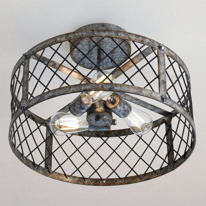 The Playful Use Of Materials And Finishes Embodies The Fun Side Of Industrial Design A Framework Of Ceiling Lights Ceiling Light Shades Rustic Ceiling Lights
