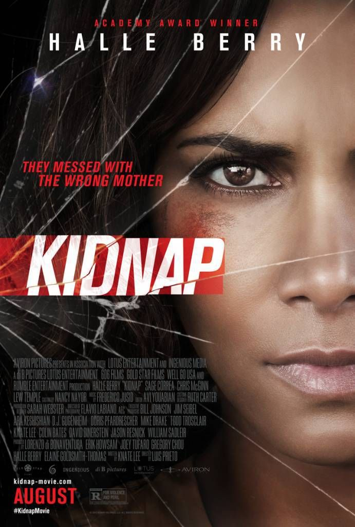 2nd Trailer For 'Kidnap' Movie Starring Halle Berry