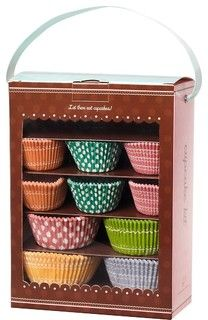 Cupcake Kit - eclectic - cookware and bakeware - by Paper Source
