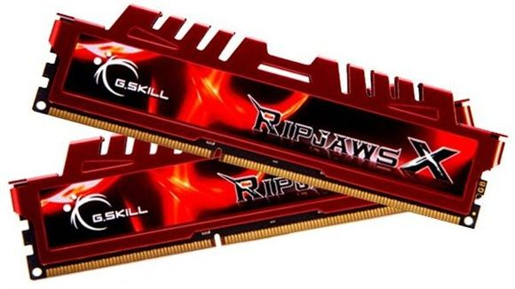 G-SKILL RIPJAWSX 16GB DDR3 PC3 1866MHZ (2 X 8GB) -  - http://sellitsocially.co.uk/g-skill-ripjawsx-16gb-ddr3-pc3-1866mhz-2-x-8gb/